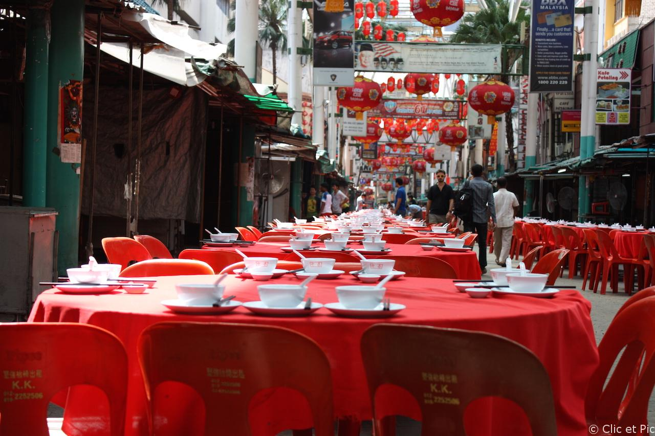 Festivité China town - KL - Kuala Lumpur