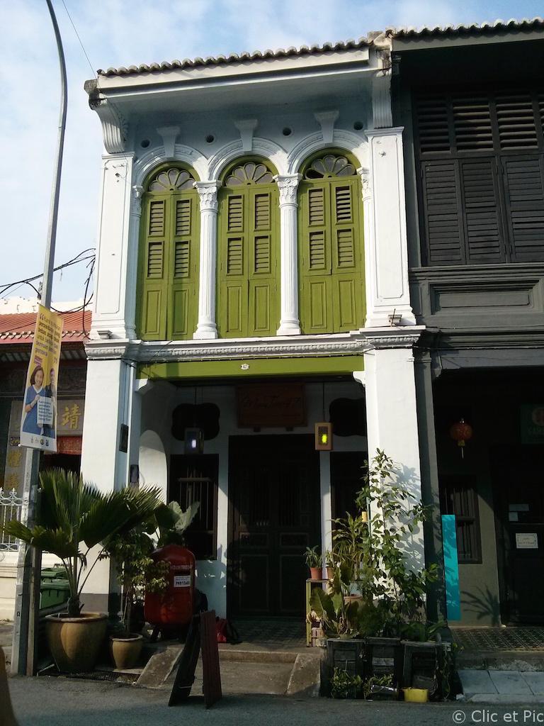 Maison malais