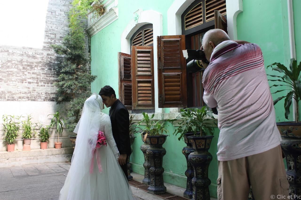 Les mariés Penang