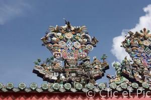 Temple chinois Penang