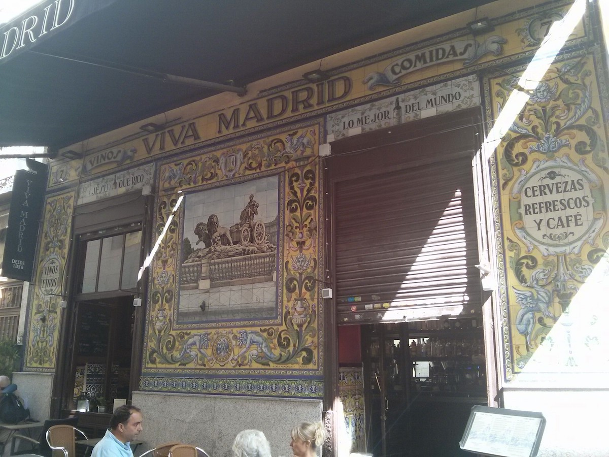 Viva Madrid - Los artes - Madrid