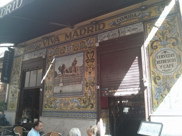 Viva Madrid - Los artes - Madrid