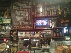La ardosa - Chueca - Madrid