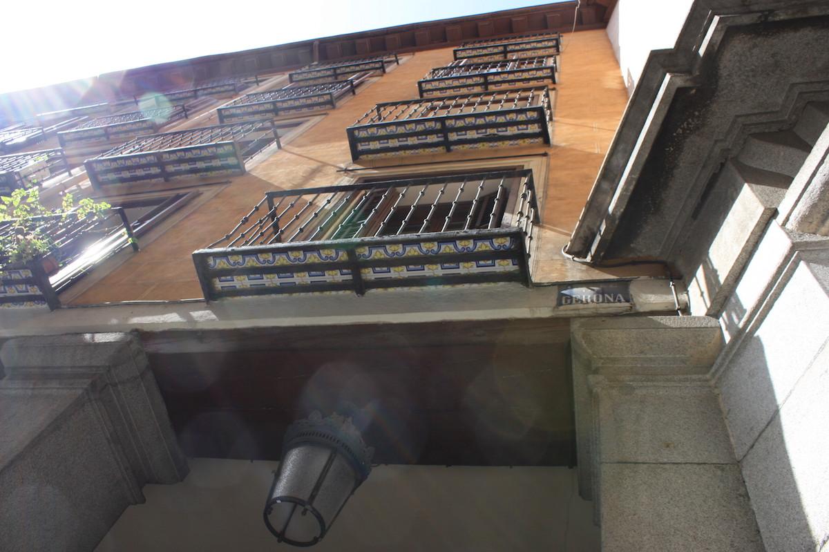 Azulejos - Calle Plaza Mayor - Madrid
