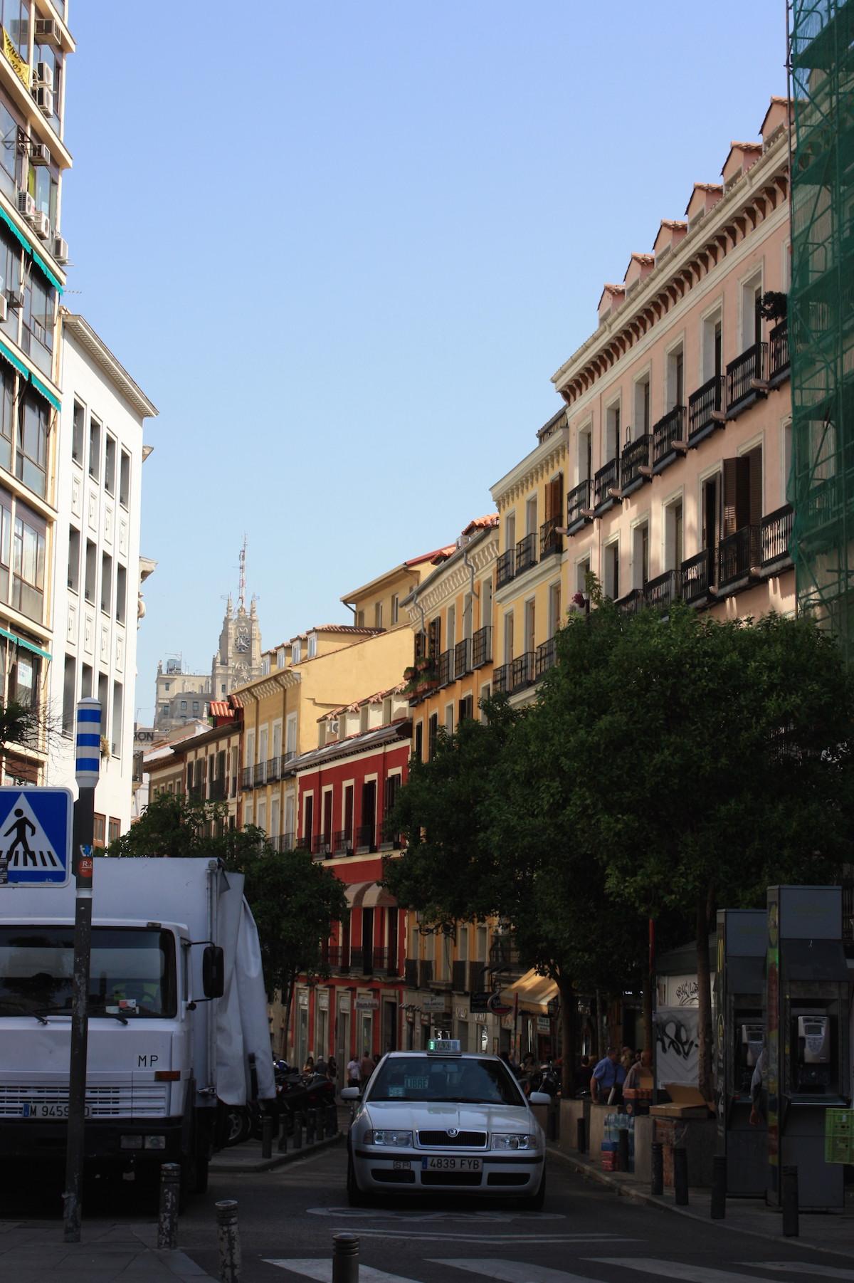 Calle Plaza Mayor - Madrid