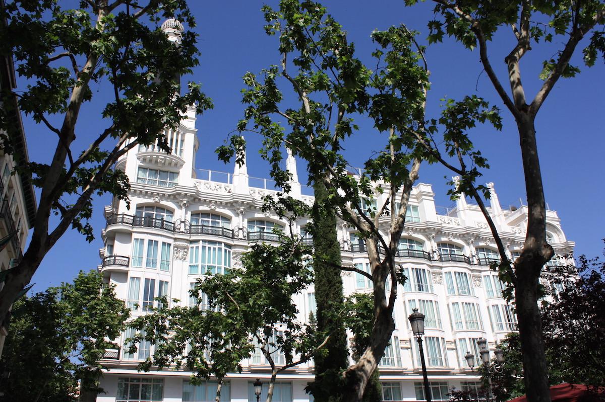 Hotel - Plaza Santa Ana - Madrid