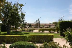 Jardin du palais royal d'Aranjuez