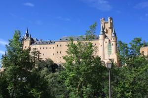 Alacazar de Segovia