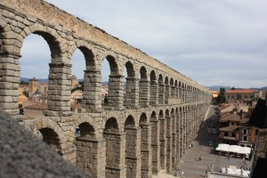 Aqueduc Segovia