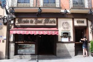 Meson Jose Maria - Segovia