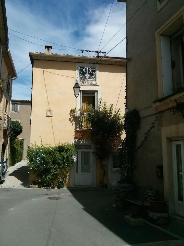 Maison du village de Bouzigues